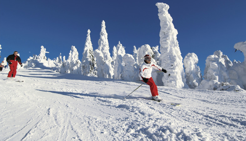 «Свияжские холмы» вошли втоп-10 горнолыжных курортов РФ