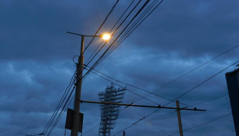 Непогода оставила без электричества около 7-ми тыс. граждан Карелии