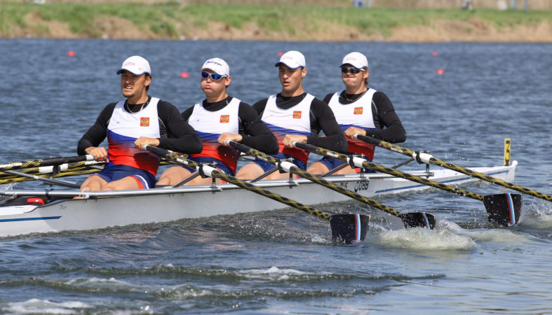 Петербургские пара-гребцы взяли 4 медали натурнире в столице