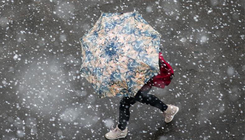 Когда пойдет снег в 2018 году в россии