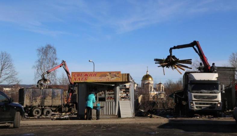 Бывшему владельцу рынка на Голиковке в Петрозаводске может грозить лишение свободы