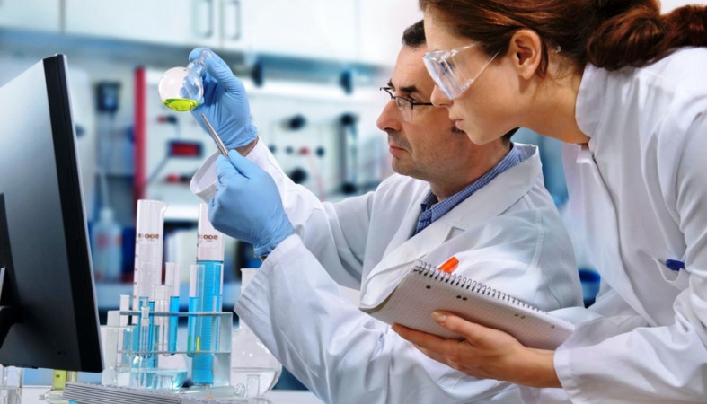 Новосибирские ученые синтезировали новое вещество против гриппа