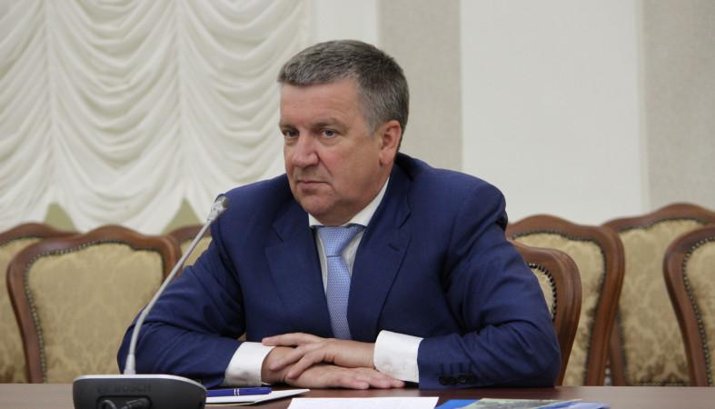 Путин назначил врио губернатора Карелии Парфенчикова
