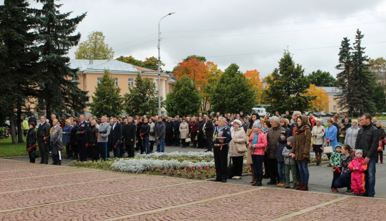 Карелия отметила годовщину освобождения отоккупантов