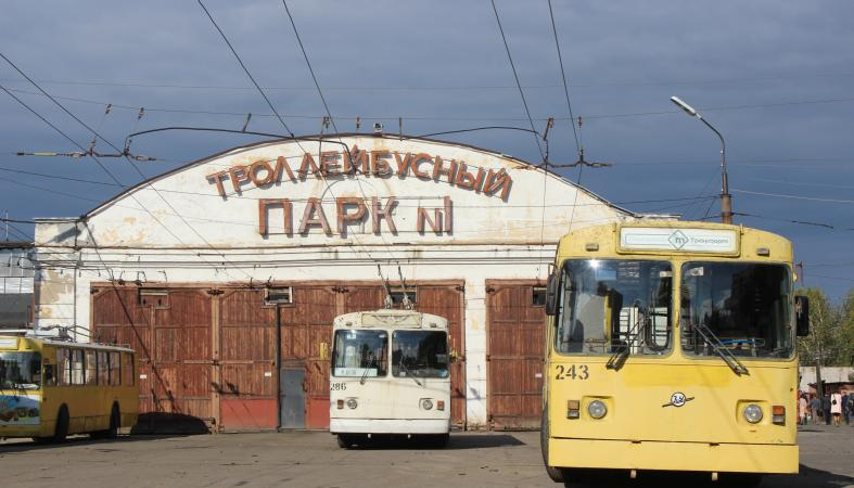 Галина Ширшина сообщила, когда город погасит долги троллейбусов за электричество