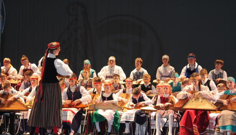 Наибольший вистории ансамбль кантелистов набирают вКарелии