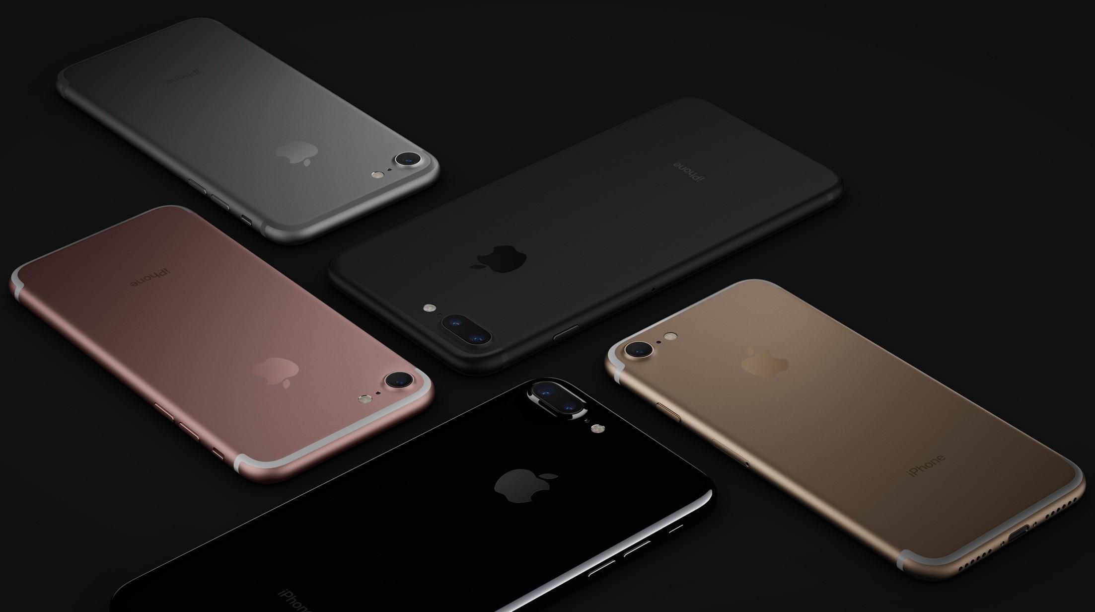 Продажи iPhone 7 продолжают бить рекорды прошлых моделей
