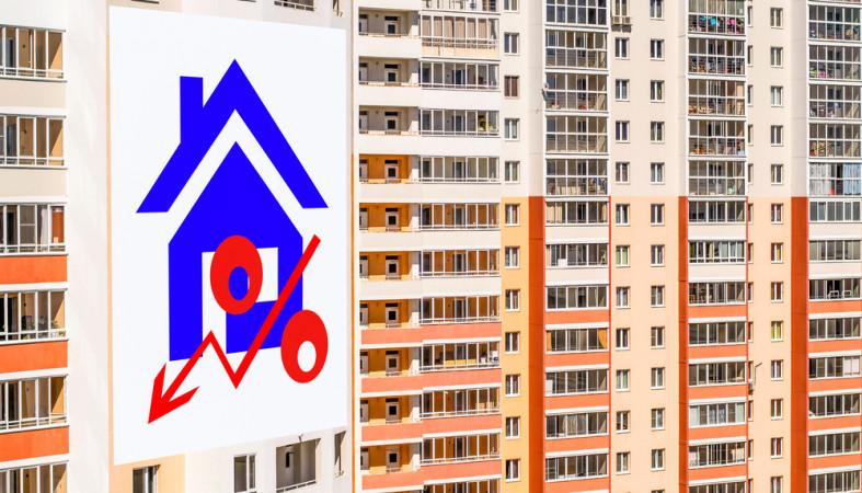 Проценты поипотечным кредитам населению Карелии снизились в предыдущем 2017г