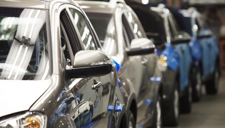 На русском автомобильном рынке лидирует сектор кроссоверов