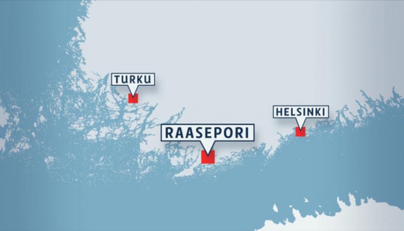 4 человека погибли встолкновении поезда ивоенного грузового автомобиля вФинляндии