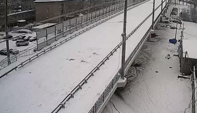 Новый Гоголевский мост вПетрозаводске открыт для движения транспорта