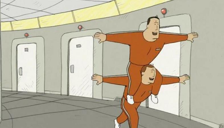 НаМКС покажут мультфильм «Мынеможем жить без космоса»