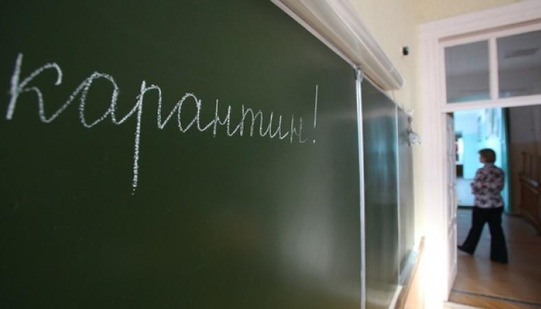 ВКирове 22 класса вшколах закрыты накарантин