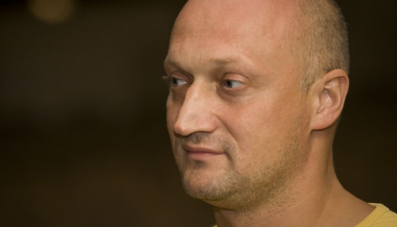 Гоша Куценко принял решение покончить сактёрской карьерой иуйти врежиссёры