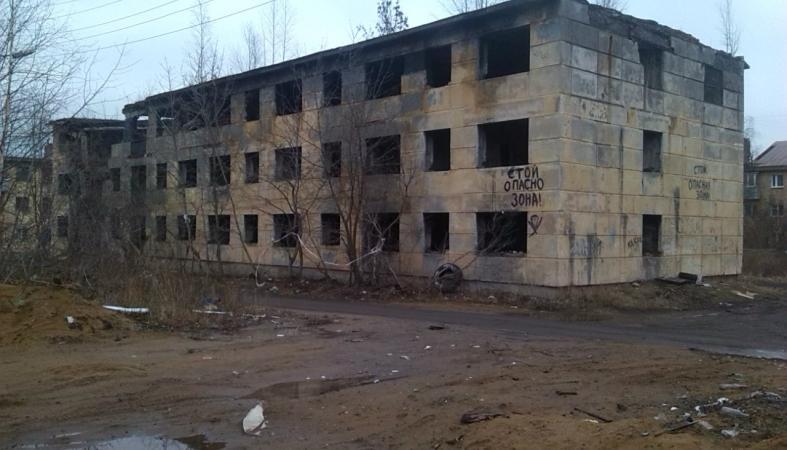 Одно из самых страшных зданий в Петрозаводске пойдет под снос