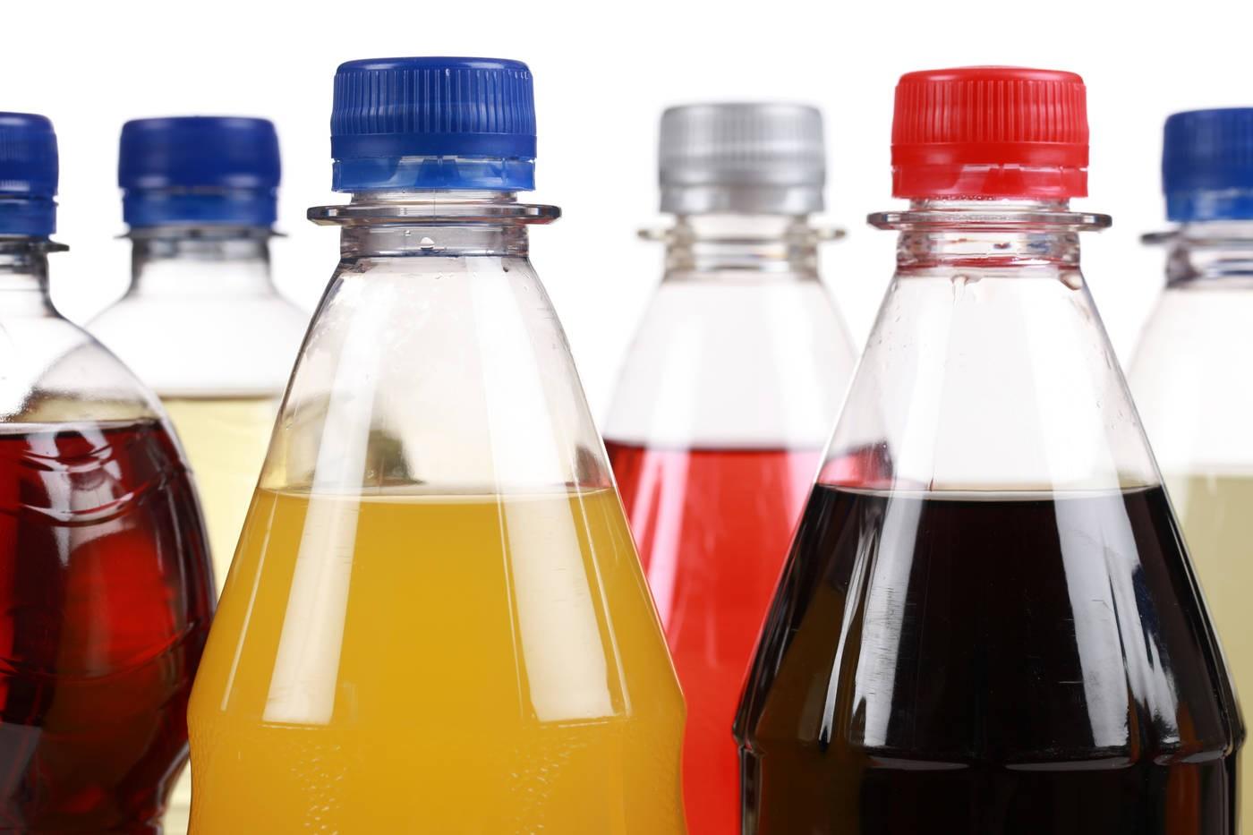 В РФ введут «налог» насладкие напитки