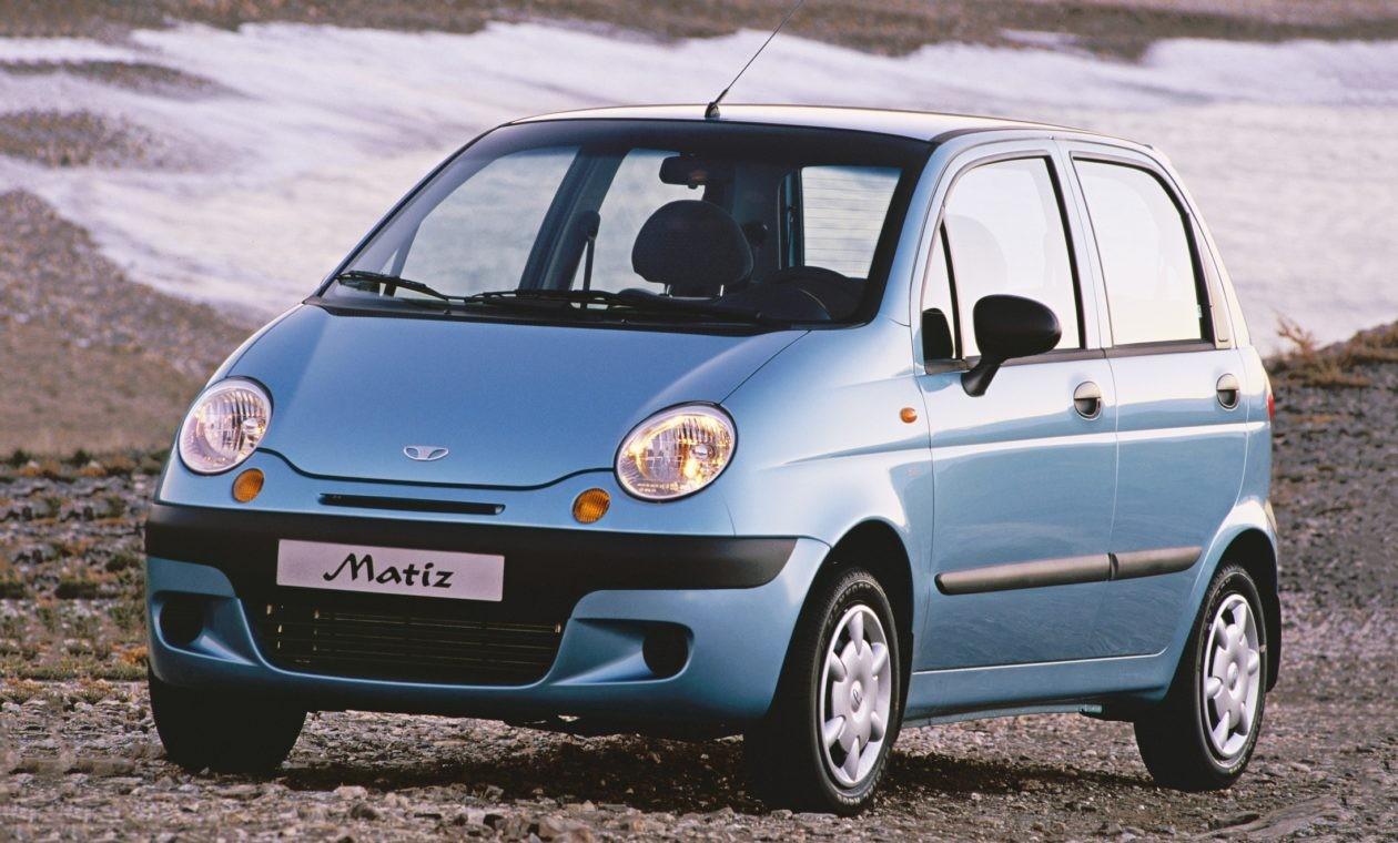Савтомобильного российского рынка уходит более общедоступный автомобиль Matiz