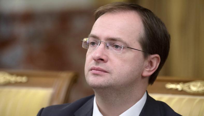 Завтра вКарелию срабочим визитом прибудет Министр культуры Российской Федерации  Владимир Мединский