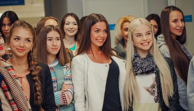 Самые сексуальные студентки россии