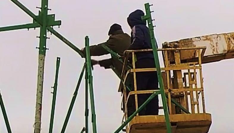 Выяснилось, когда в Петрозаводске украсят главную новогоднюю елку