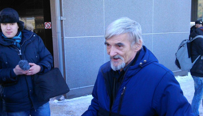 Юрий Дмитриев в заключительном слове объявил о собственной невиновности