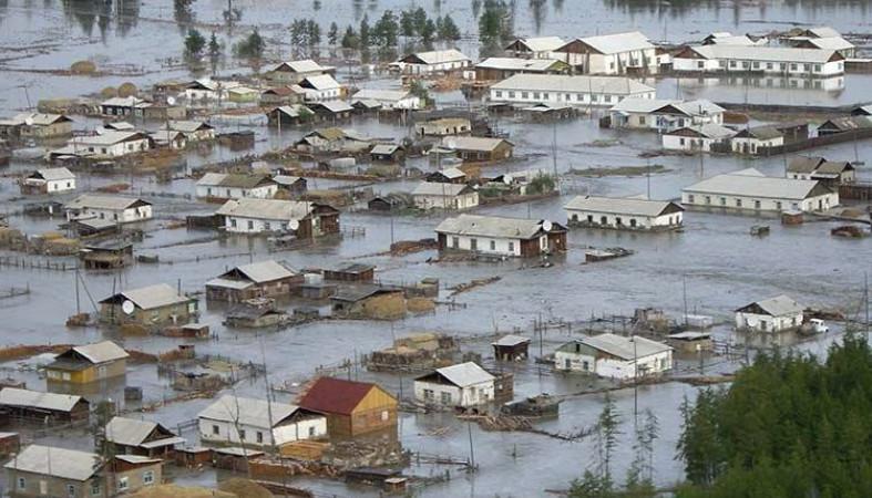 Минприроды назвало климатические угрозы для РФ