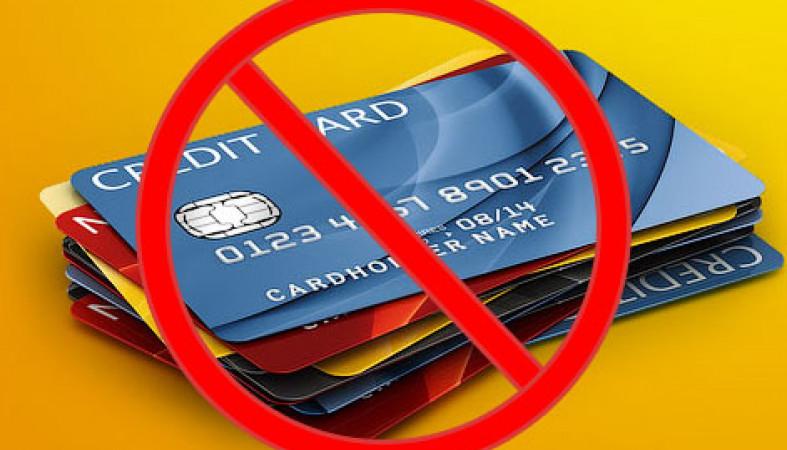 Русские банки будут перекрыть карты клиентов потрем признакам