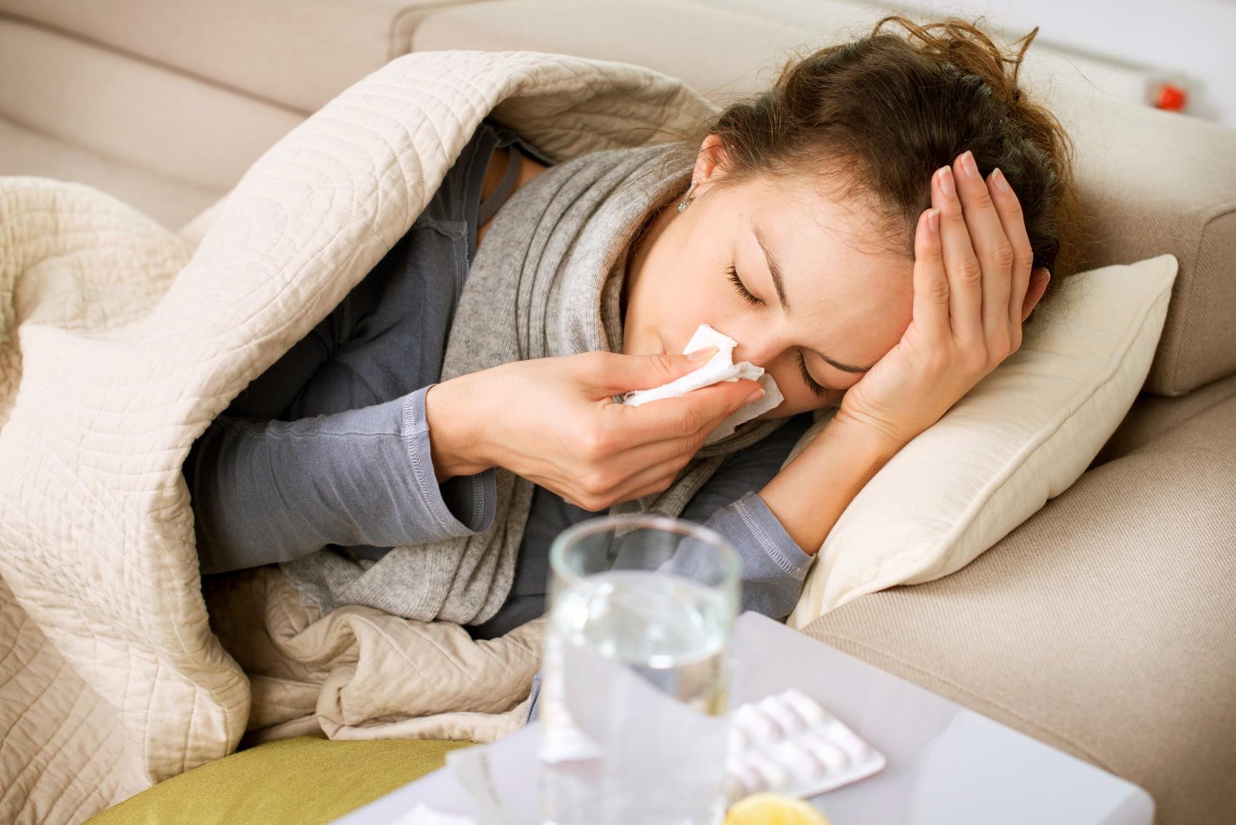 В Хабаровске зафиксировано снижение заболеваемости гриппом и ОРВИ