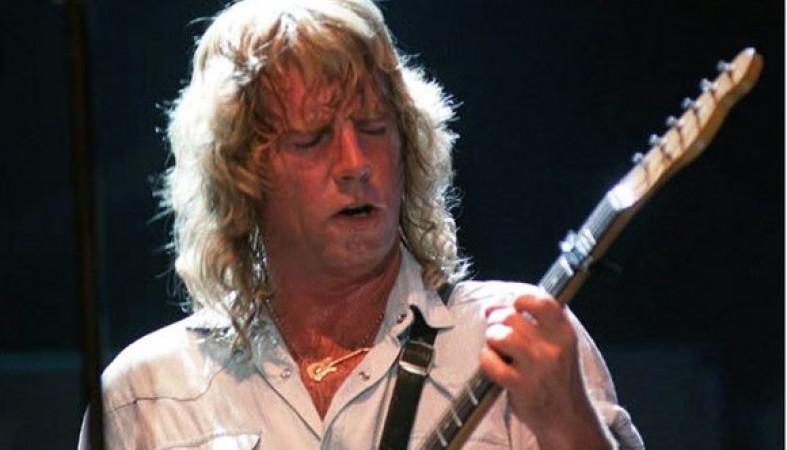 Скончался музыкант легендарной рок-группы Status Quo