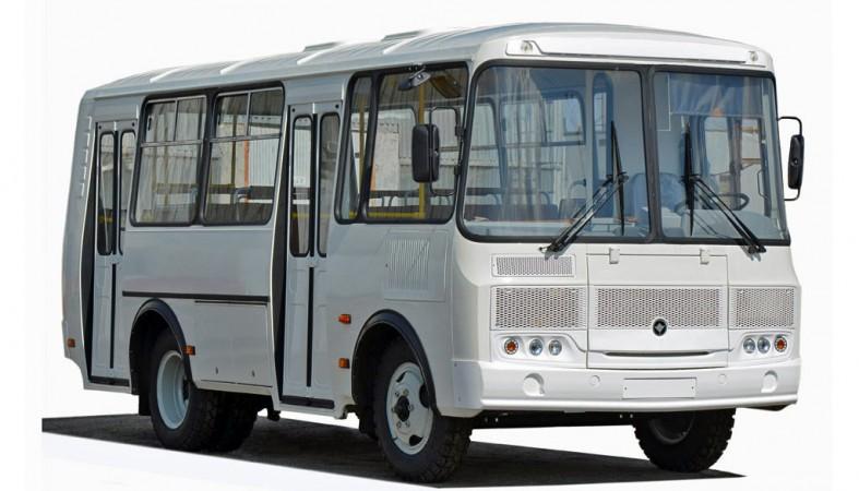 Размещены фото сместа ДТП сучастием пассажирского автобуса