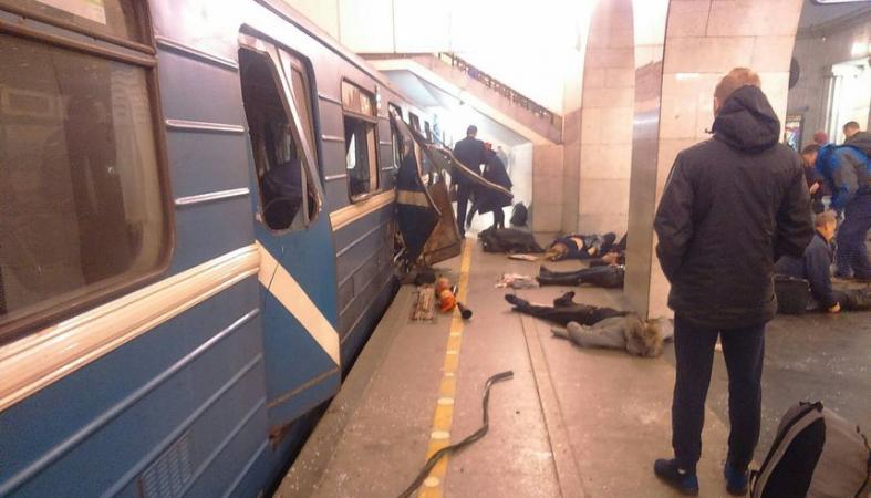 В столице схвачен очередной подозреваемый впричастности ктеракту впетербургском метро