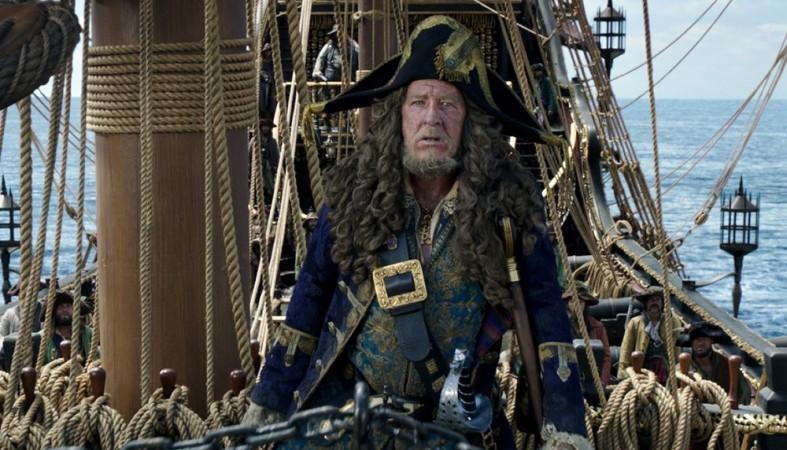 Хавьер Бардем— главный злодей пятых «Пиратов Карибского моря»