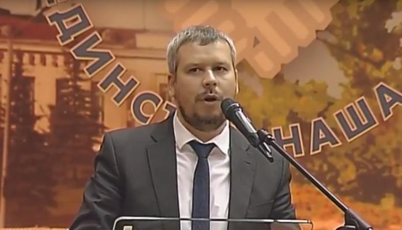 Карельские профсоюзы целый день пытались выбрать нового лидера (видео)