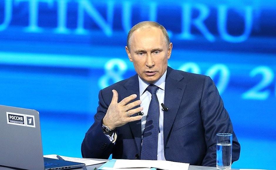 Путин подписал указ обустановлении дня войск Нацгвардии