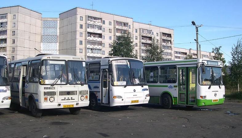 Цены на проезд в маршрутках в Петрозаводске вырастут уже в понедельник