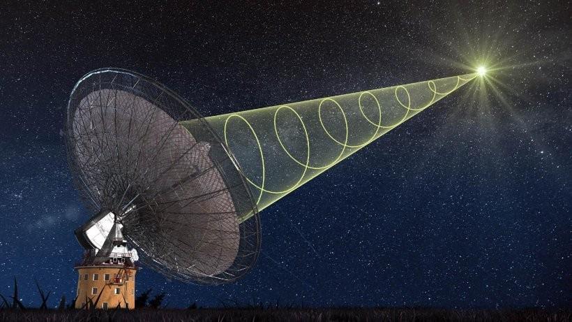 Зафиксированный российскими астрофизиками сигнал может принадлежать инопланетянам