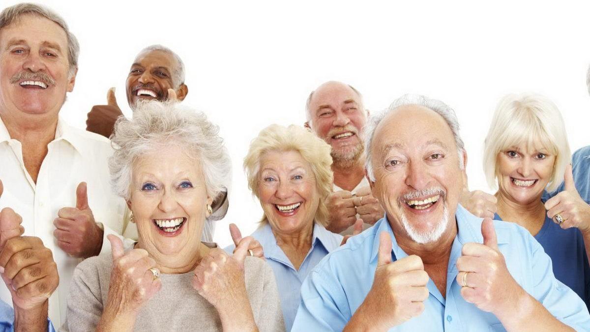 людей фото картинки фото пожилых