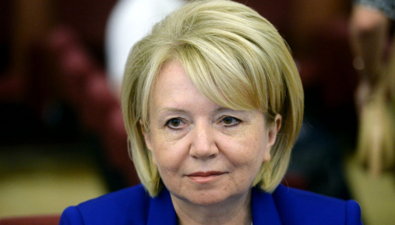 Председателя «Яблока» Эмилию Слабунову отпустили изполиции