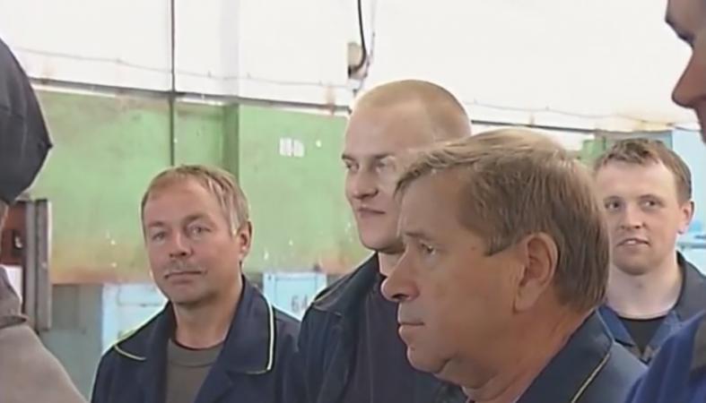Над работниками крупного петрозаводского предприятия нависла угроза сокращения (видео)