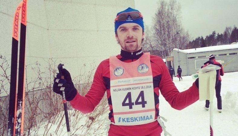 Петрозаводский спортсмен собирается пройти на лыжах почти полтысячи километров за сутки
