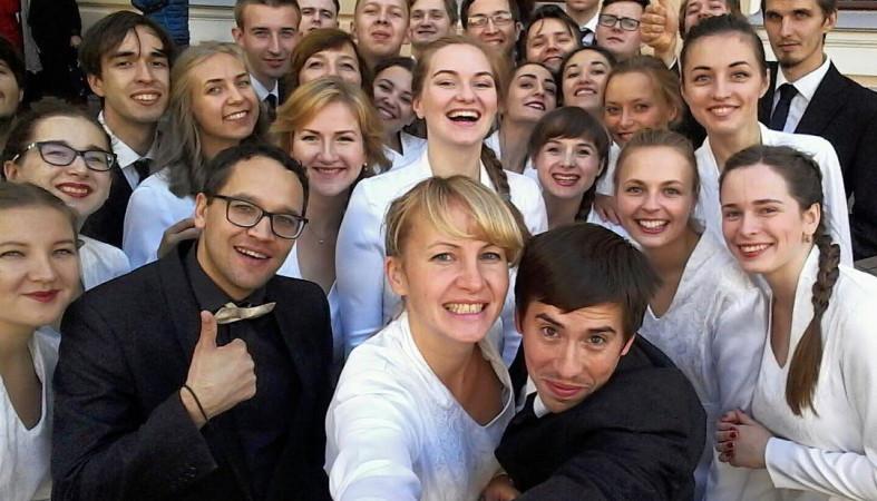 Брянский детский хор стал лауреатом всероссийского конкурса вПодольске