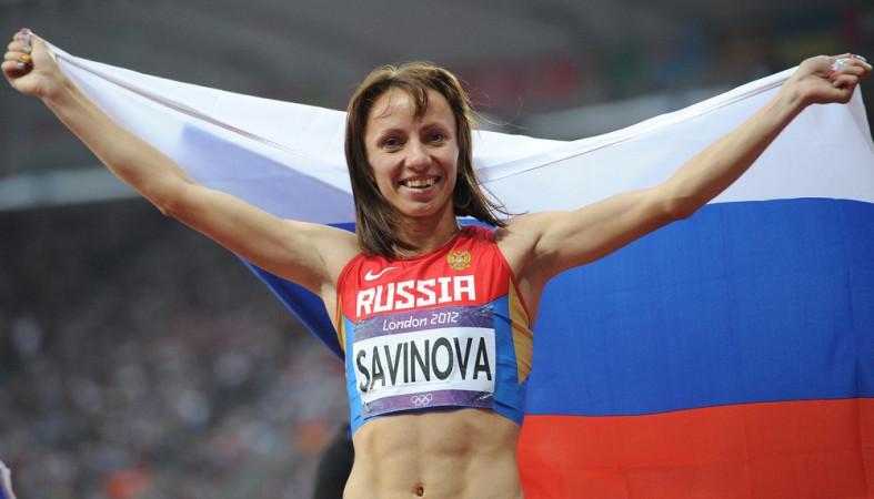 Русская легкоатлетка лишена золота Олимпиады встолице Англии