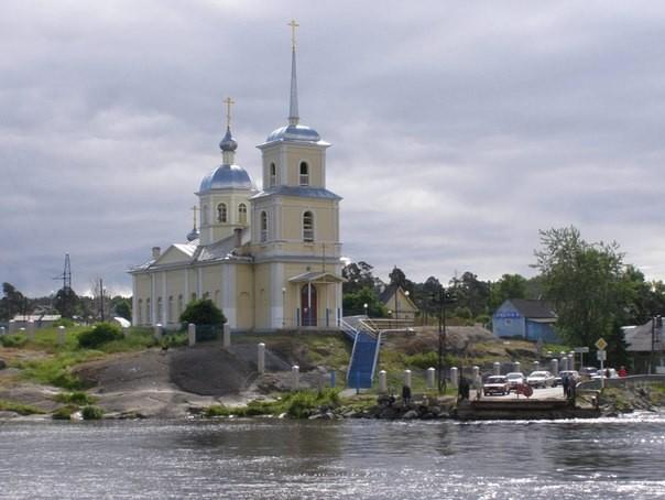 ВПетрозаводске ограбили храм, где встречал Рождество Путин