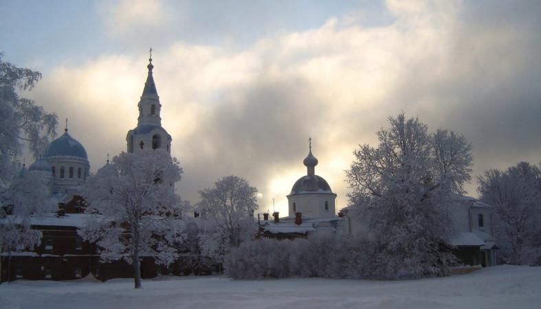 Составлен ТОП-10 регионов РФ попаломническому туризму— столичная область