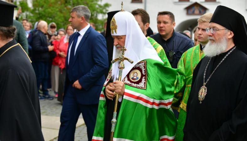 Путин почтит память основоположников Спасо-Преображенского монастыря наВалааме