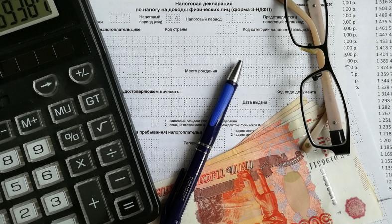 Как вернуть налоговый вычет за кредит