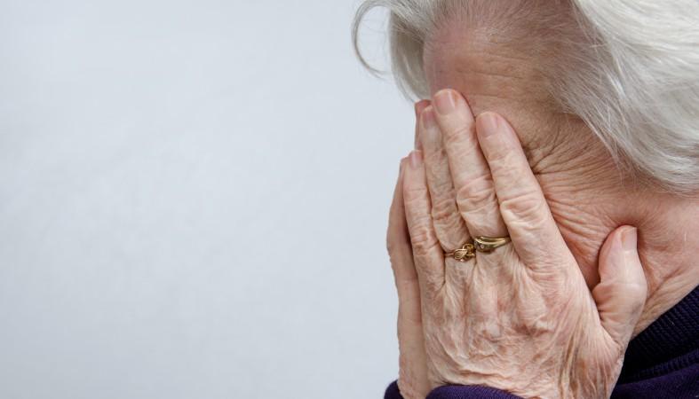 ВЛенинградской области нетрезвый сын изнасиловал мать-пенсионерку