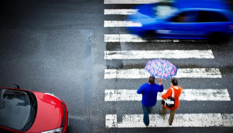 Власти одобрили штраф в2500 руб. занепропуск пешехода