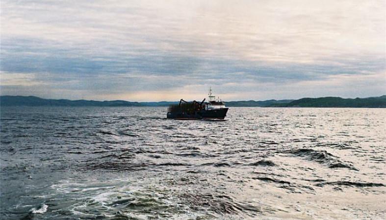 НаЛадожском озере катер сдетьми натолкнулся наподводный камень