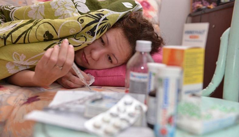 Гонконгский грипп пришел в Российскую Федерацию прежде срока
